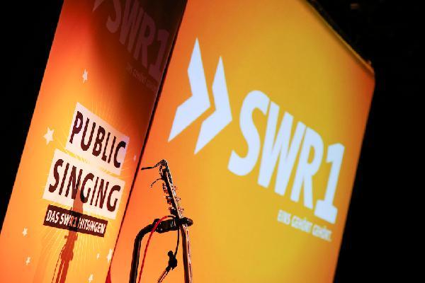 SWR 1 Public Singing